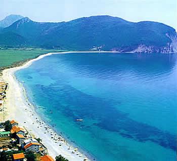 Il golfo di Buljarica (MNE)