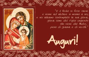 Auguri per questo Natale 2013/14!